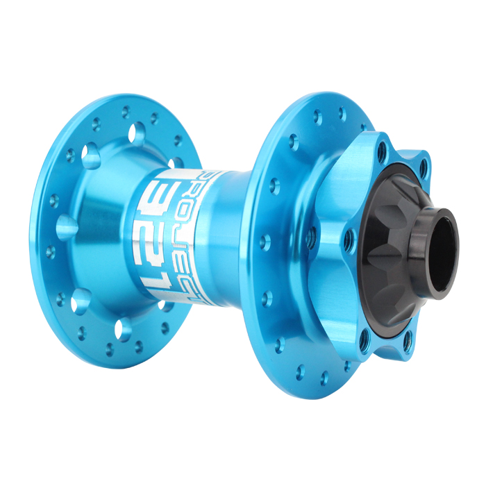 Project321 ISO Pink 24H Front Hub