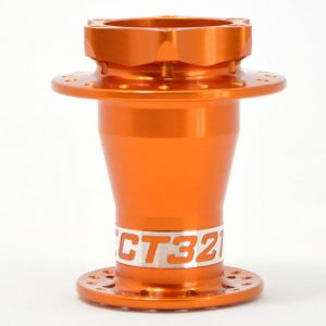 28 Hole 1.0 Lefty Front Hub (OLD LOGO)