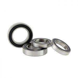CX1 Rear Hub Bearings